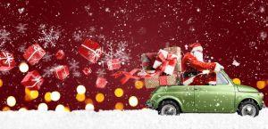 Kerst Drive Thru