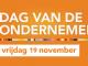Dag van de Ondernemer I 19 november 2021