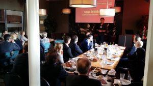 Ontbijtbijeenkomst Crowdfunding
